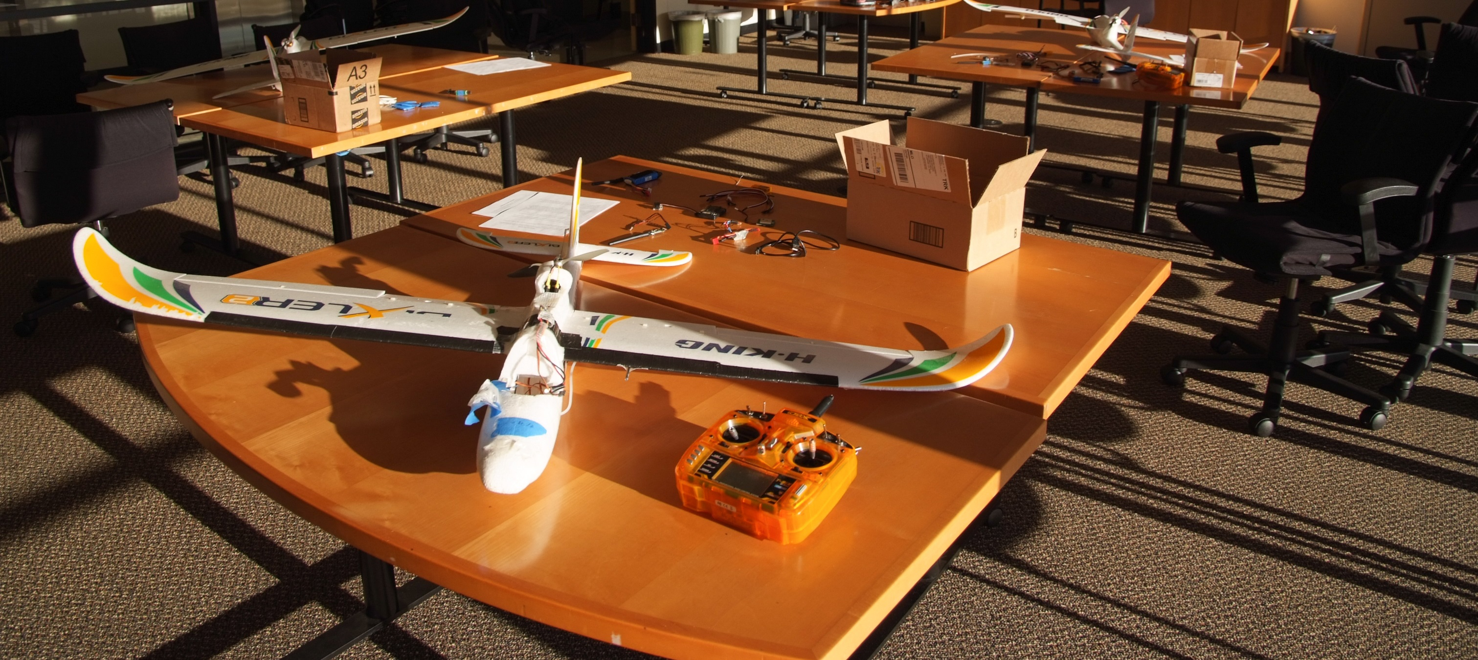 101 Guide for Fixed-Wing UAVs – SUAVE